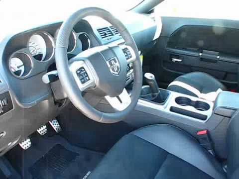 2011 Dodge Challenger Srt8 392 Start Up Exterior Interior Review Youtube