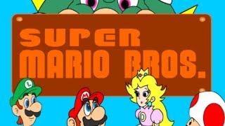 Super Mario Bros 25th Anniversary Cartoon REMASTERED