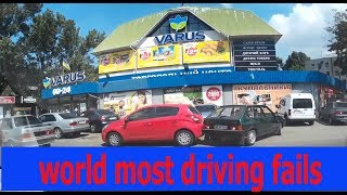 World most driving fails