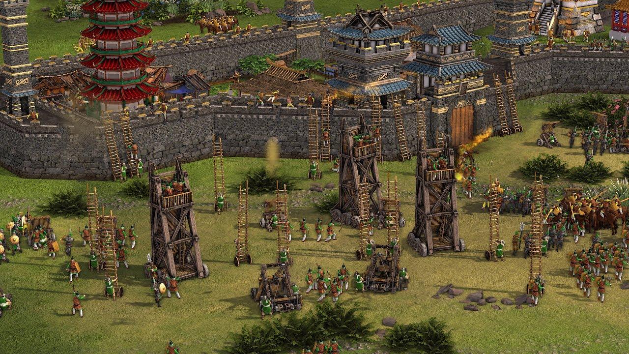Warlords Spiel