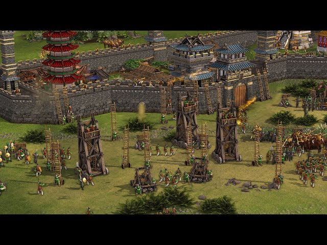 Stronghold Warlords (видео)