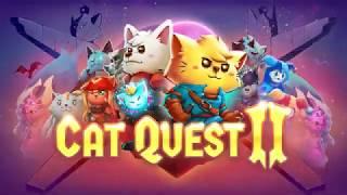 Cat Quest II - Launch Trailer | PS4