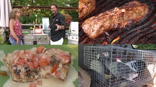 Lemon Butter Striper, Sweet Soy Pork, Chicken Swap and The Moron Brothers (Episode #428)