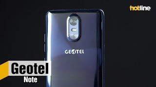Geotel Note — обзор доступного смартфона