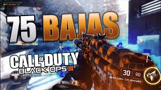 COD: Black Ops 3 | EP.6 | BRUTAL... 75 BAJAS !!!! DjMaRiiO