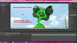 tutorial After Effects : Introduccion al Pincel de Rotoscopia o Rotobrush en español.mov