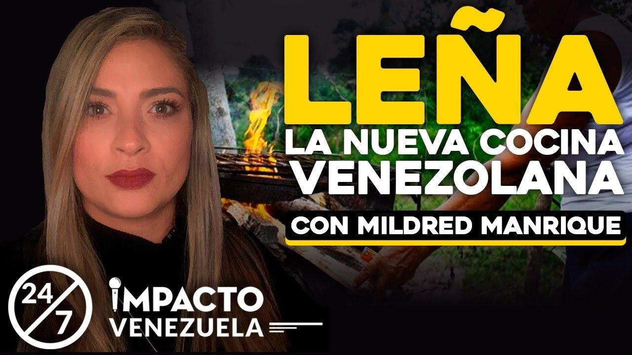 LEÑA: La nueva cocina venezolana | 24/7 Impacto Venezuela