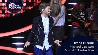 Ivana Mišerić kao Michael Jackson & Justin Timberlake: Love Never Felt So Good