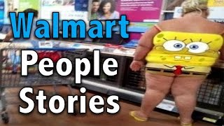 Top 15 True FUNNY Walmart People Stories
