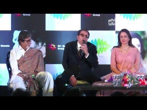Dharmendra Says Sholay's Dialogues