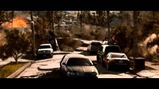 2012 L.A. Earthquake Scene Part 1 Reversed