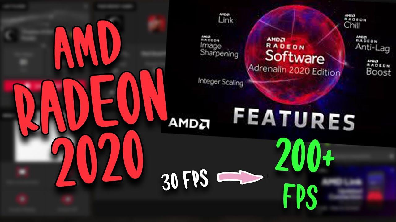 New 2020 Amd Radeon Adrenaline Settings Boost Fps Optimize Gpu Hindi India Youtube