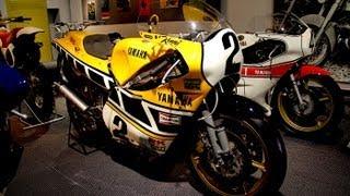 "#2 YAMAHA YZR700(0W69)1984 DAYTONA 200 ""kenny roberts Bike"""