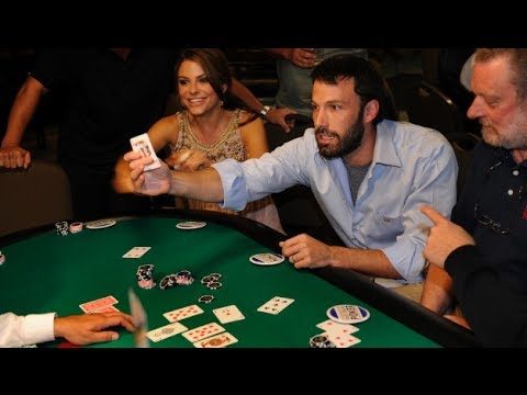 Why Was Ben Affleck BANNED From Blackjack? | TYT At The Bar