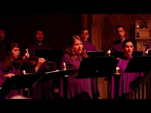Christ Church Schola Cantorum: Adoramus Te,  Claudio Monteverdi