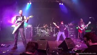 """APOSTLE OF SOLITUDE - """"Confess"""" live at Hammer of Doom 2016"""