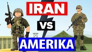 ABD vs İRAN: Kim Kazanır? Askeri güç karşılaştırma