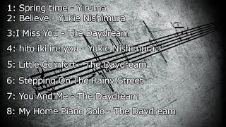 [Top 8 Piano Songs] Sống Chậm Lại ♪ Suy nghĩ khác đi♫ Yêu thương nhiều hơn