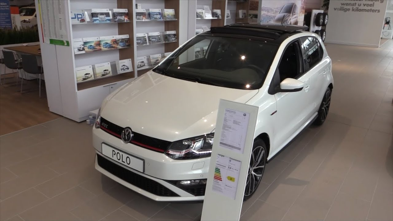 Volkswagen Polo Gti 2017 In Depth Review Interior Exterior