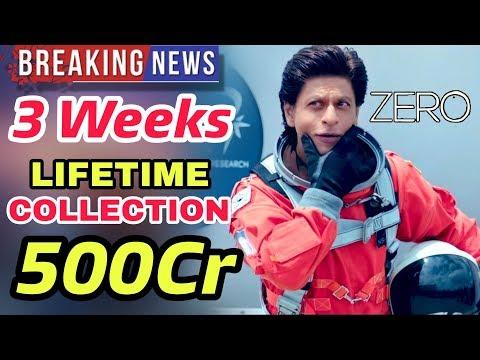 Zero Lifetime Worldwide Collection | Zero Total Worldwide Collection | Shah Rukh Khan