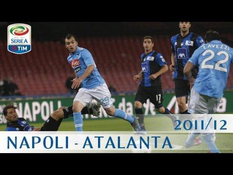 Napoli - Atalanta - Serie A - 2011/12 - ENG