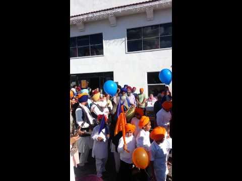 Buena Park Gurudwara Punjabi School