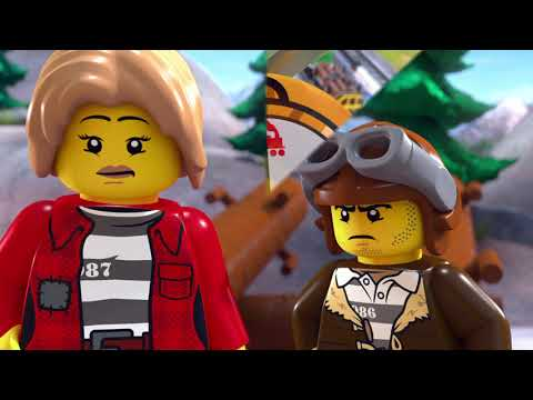 LEGO City - Gold Train - Minimovie (NL)