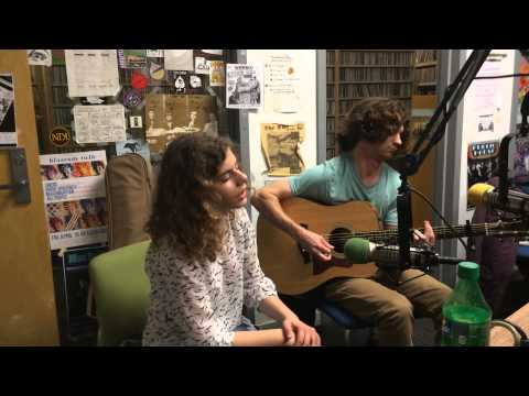 """Cassidy"" at WTUL Tulane Radio New Orleans. Performed by So Long Storyland."