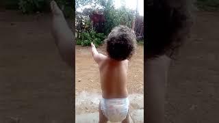 Baixar Criança nordestina quando vê chuva/ @paullinho.official