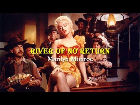 River of No Return - Marilyn Monroe - Lyrics/บรรยายไทย