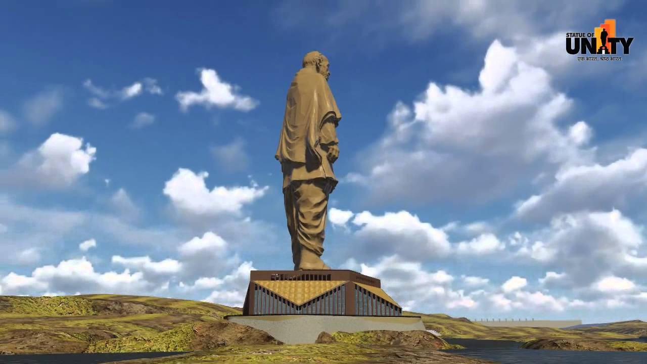 World's tallest statue, twice the size of Statue of Liberty