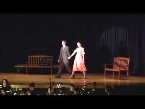 Middle School Bye Bye Birdie Rosie Song (Ending Scene)