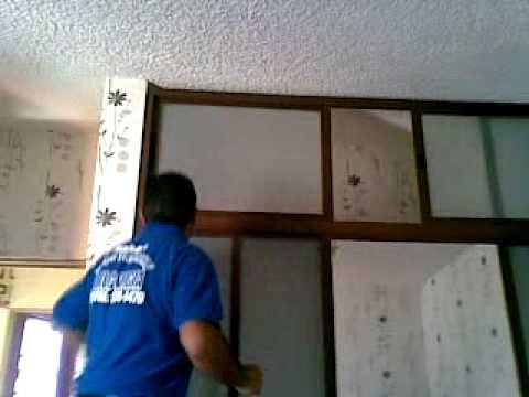 Closets de aluminio tel 5573 5479 youtube for Closet de aluminio