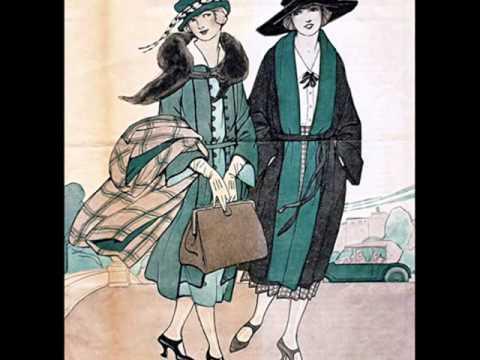 Early jazz in USA: Art Hickman - Darling, 1920
