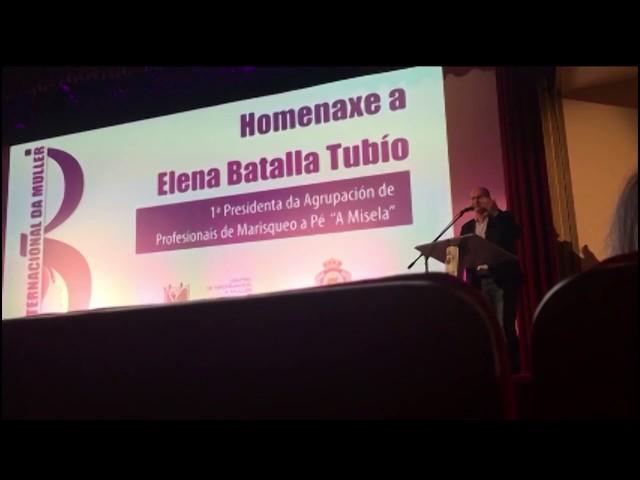 Indignación polos 'chistes' machistas do alcalde de Noia no Día da Muller