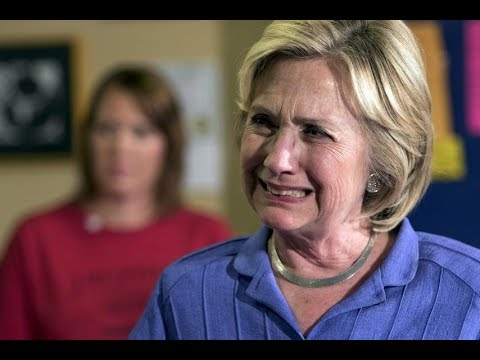 Hillary Clinton in Seriously Deep trouble