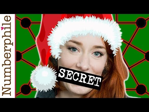 The Problems with Secret Santa - Numberphile