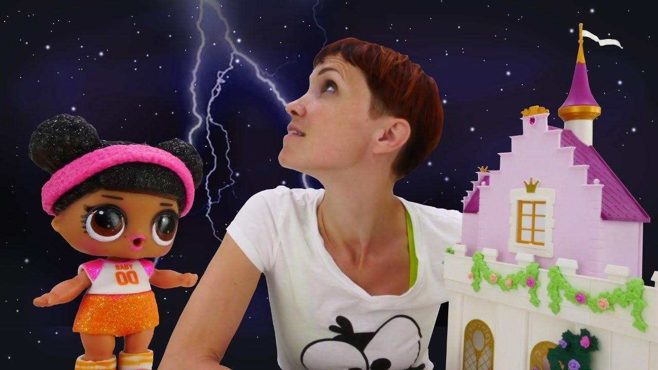 Веселая Школа и Маша Капуки Кануки - Пони и куклы Лол ...