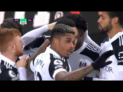 Everton Fulham Goals And Highlights