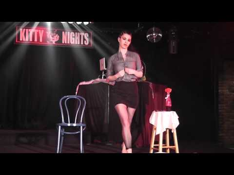 Kitty Nights - Eve Le Gore Burlesque Performance