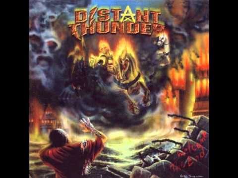 Distant Thunder - Soulless Inventions