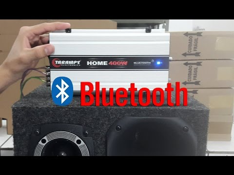 Teste do Taramps Home 400w via Bluetooth