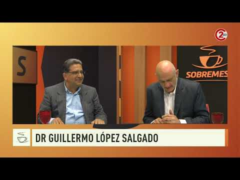 Sobremesa 17-10-19| Dr. Guillermo López Salgado