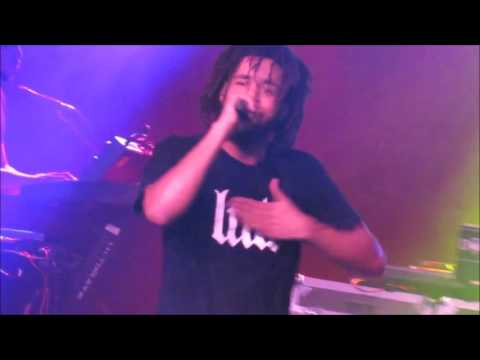 J. Cole 'Everybody Dies'  en vivo