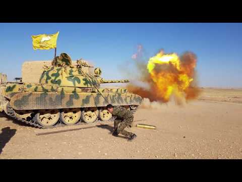 DFN:Kino Gabriel Operation Roundup Update SYRIA 07.04.2018