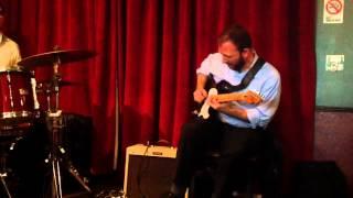 Wayne Salzmann Trio at Hi Hat Public House 2