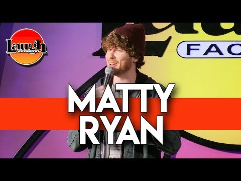 Matty Ryan | Balls or Ovaries? | Laugh Factory Chicago Stand