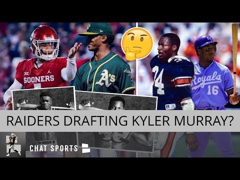 Oakland Raiders Rumors: Drafting Kyler Murray, Reggie McKenzie Fired, Derek Carr Franchise QB Debate