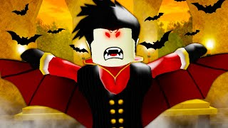 The Vampire: A Scary Roblox Movie (Sad)