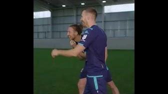 When Darts meets Football - Leeds United v Luke Humprhies